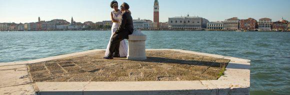 Hochzeitsfilm Venedig