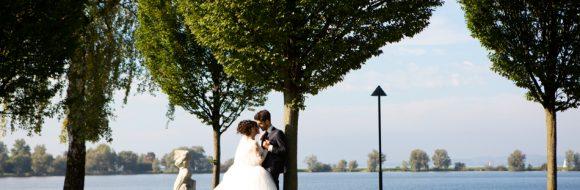 Hochzeitsfilm mit Drohne