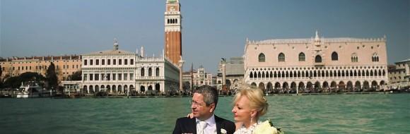 Love Story in Venedig – Hochzeitsvideo