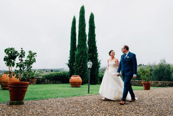 Hochzeitsfilm in der Toskana