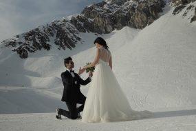 Hochzeit Swarovski Kristallwelten